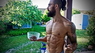 Full Day Of Eating (Intermittent Fasting Lean Gains)
