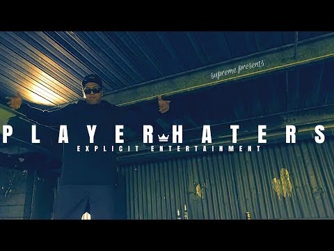 Supreme - Player hater$ HD official music video (explicit) 2017 beat prod byUssishkin Gang