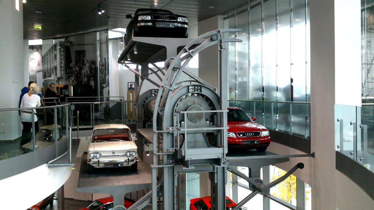 Audi Museum Mobile Carousel YouTube - Carousel audi