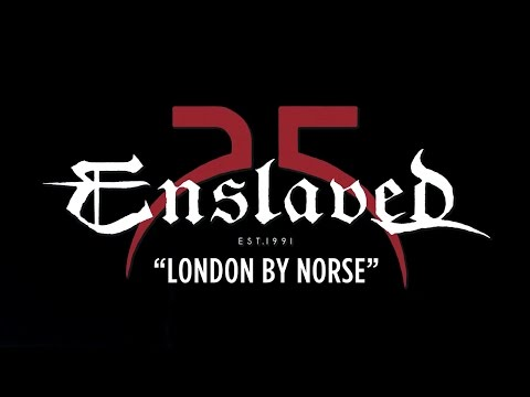 ENSLAVED - Celebrating 25 Years (OFFICIAL...