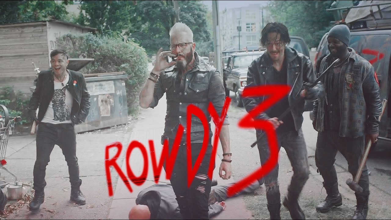 the Rowdy 3 || don't be mad - YouTube