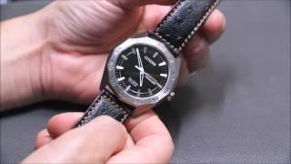 Citizen Eco-Drive Super Titanium AW0060 Watch Review | aBlogtoWatch
