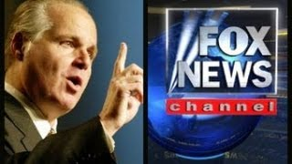 Rush Limbaugh Tells Caller To Stop Watching Fox News: 'Designed To Make You Question Your Sanity'