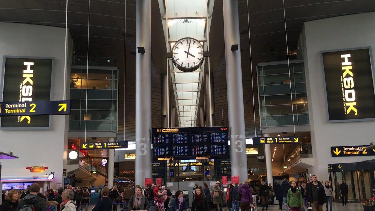 lufthavnen terminal 3