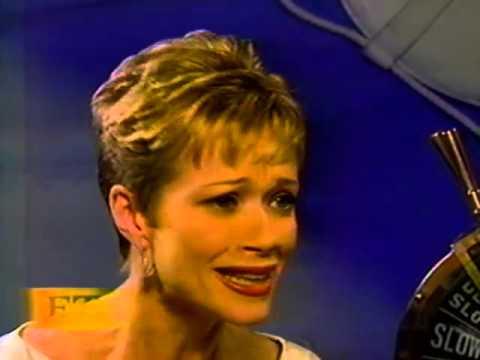 Lauren Holly on Entertainment Tonight, circa 1995