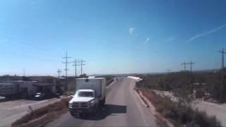 Soto la Marina, Tamaulipas, Llegando en Autobus, Transpais Vista, Marzo 2016