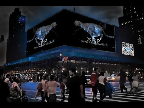 XRP Billboards And Which Top Banks Are Working With Ripple ?