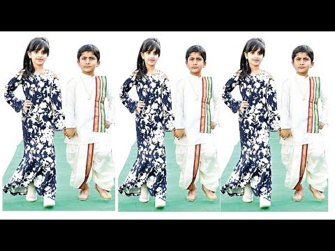 Kids Fashion Show Held at Hyderabad