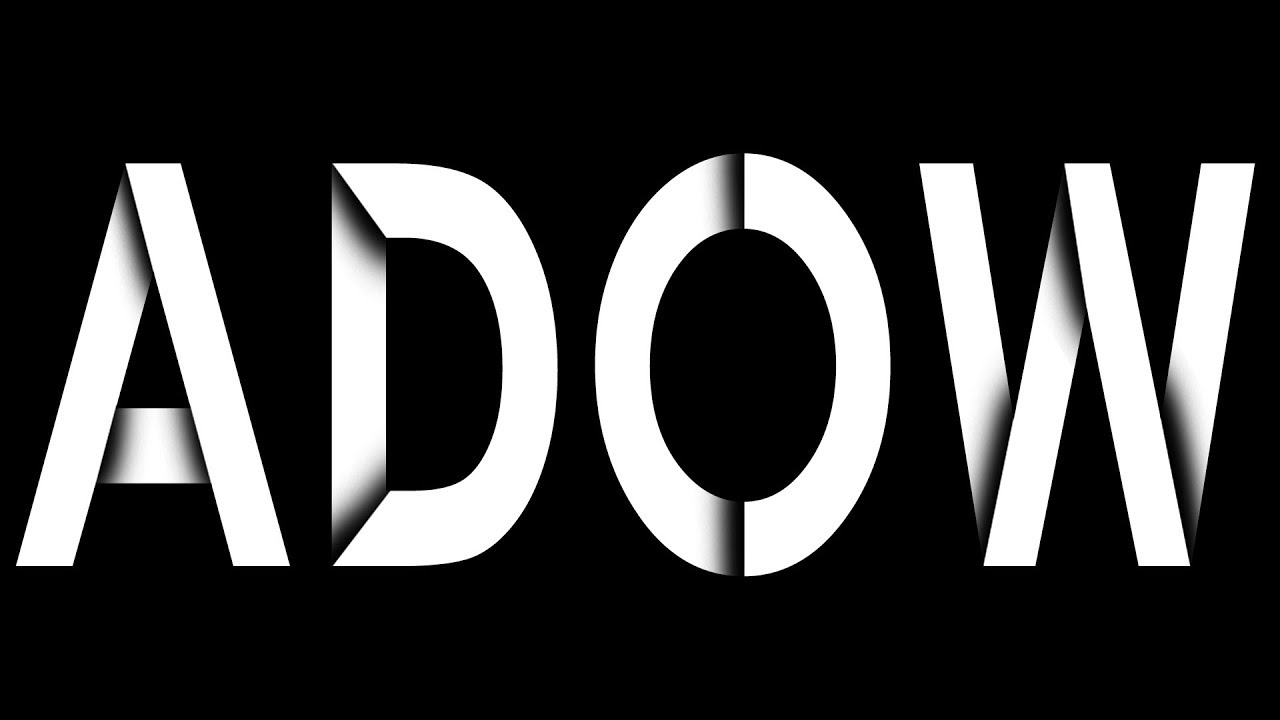 photoshop how to add shadow to text