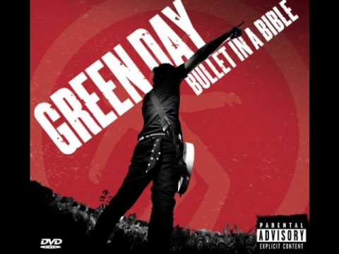 Green Day - Hitchin' A Ride - Live at Bullet In A Bible - CD Track