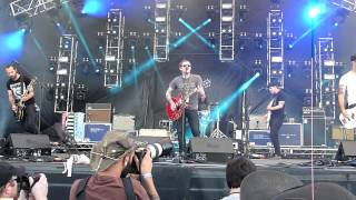 The Gaslight Anthem @ Gathering of the Vibes - Handwritten  8/1/2015