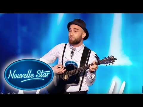 Caruso: Scarface - Auditions – NOUVELLE STAR 2016