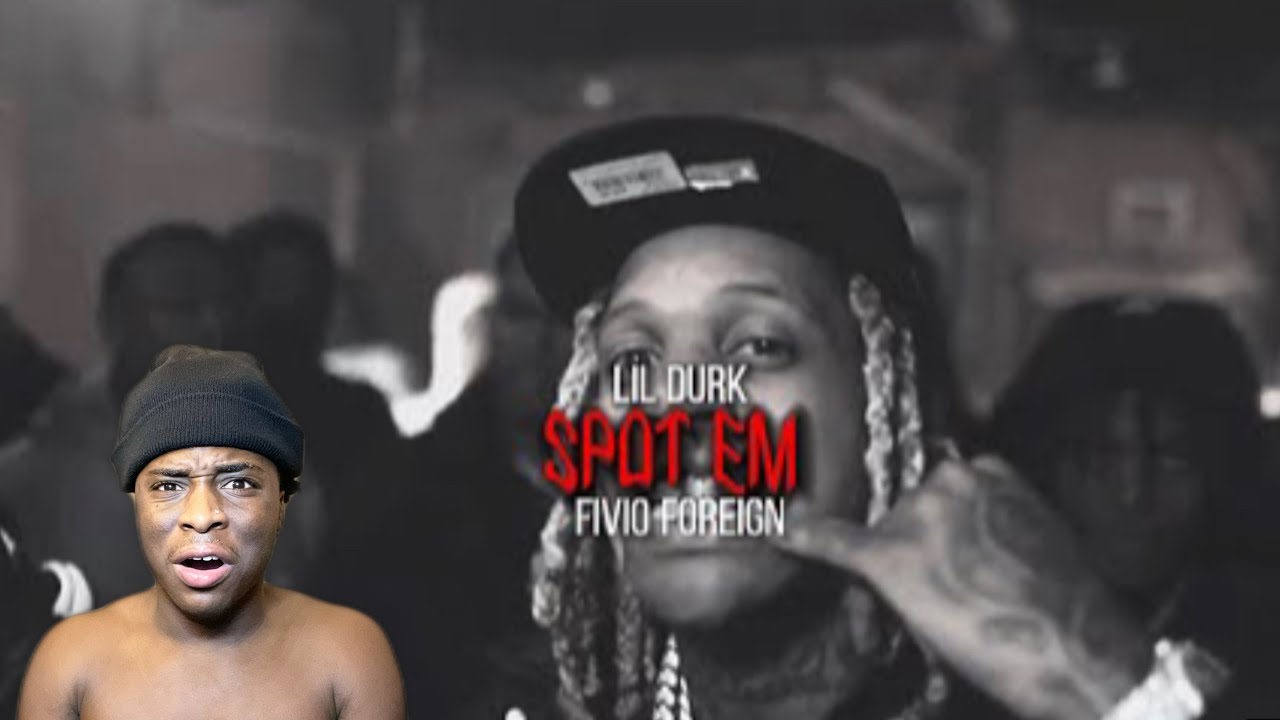 DOWNLOAD: Lil Durk – Spot Em feat. Fivio Foreign (Official Music Video)   REACTION Mp4 song