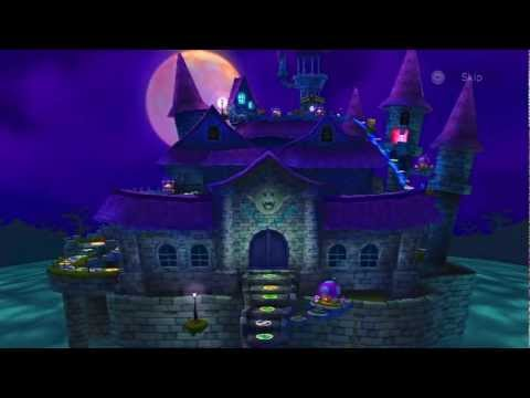 Mario Party 9: Boo's Horror Castle Gameplay!! HD