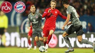 1. FC Nuremberg vs. FC Bayern Munich | Highlights of the friendly match
