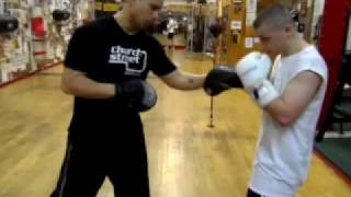 Focus Mitts Drills - Boxing Pad Work - Training