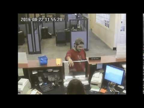 Police looking for Hamilton bank robbery suspect