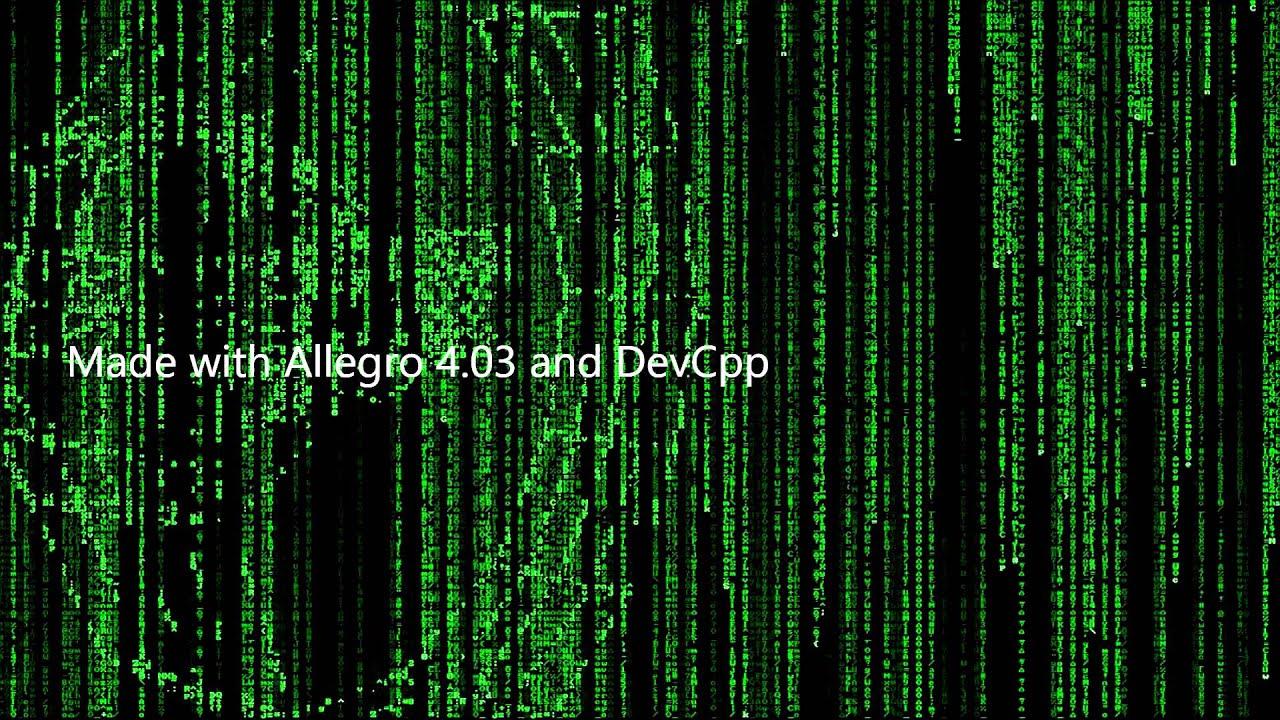 Bartek's coding blog: The Matrix Updated
