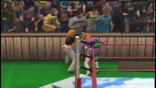 Daphne Blake vs. Kim Possible, Extreme Rules (Go Planet! II, M3)