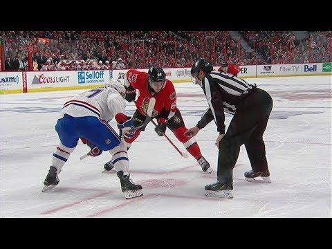 NHL Faceoff Penalties for Delay of Game