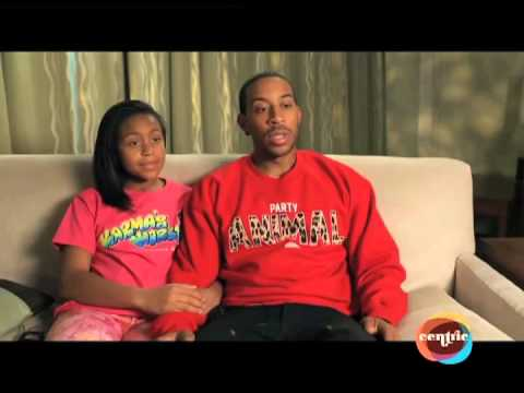 Ludacris talks about being a dad
