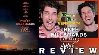 Three Billboards Outside Ebbing, Missouri Review (VIFF 2017)