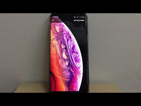 Phone Xs Max Live Wallpaper Video Apps On Google Play