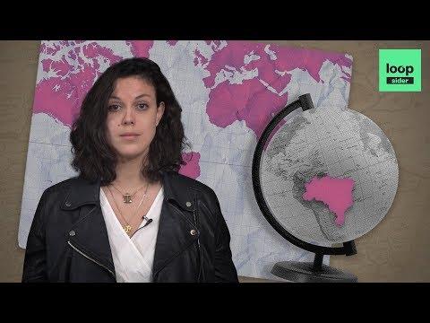 Pourquoi toutes les cartes du monde sont fausses