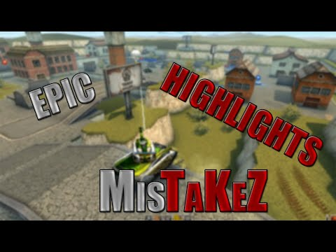 Tanki Online Highlights #23 | MisTaKeZ