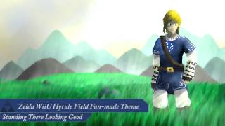 [Fan Music] Legend of Zelda Wii U - Hyrule Field Theme Thumbnail