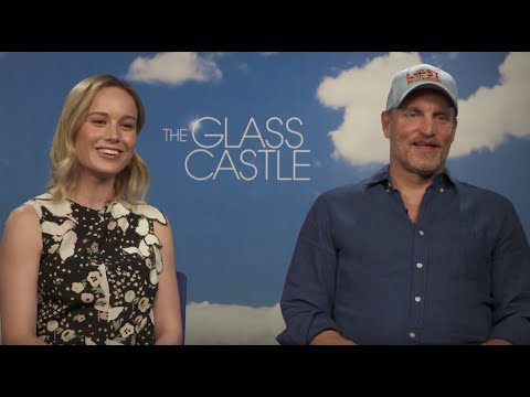 Woody Harrelson Filming Star Wars in London; Brie Larson Talks THE GLASS CASTLE