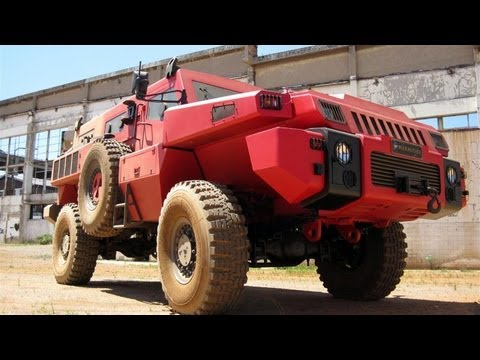 TOP GEAR Top 41 Sneak Preview: #41 The Marauder with Richard Hammond