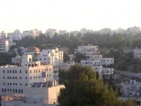 sunrise in al bireh falasteen 1 of 2