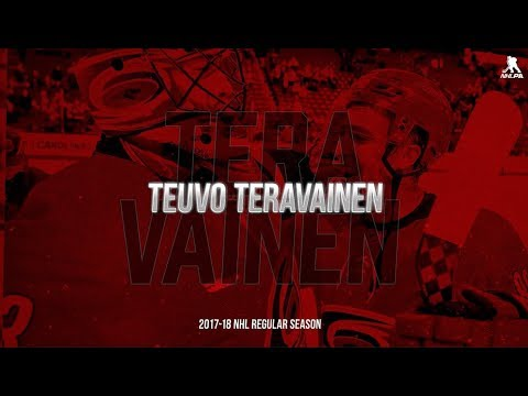 Player of the Week | 20/11/2017 | Teuvo Teravainen