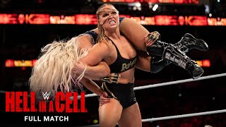 FULL MATCH - Ronda Rousey vs. Alexa Bliss - Raw Women's Title Match: Hell in a Cell 2018