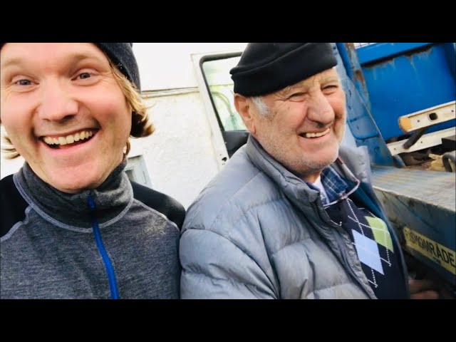 "The Norwegian ""John Travolta"" Tor Bakker - VLog99"