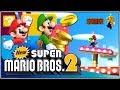 Pequeñito pero matón!!! | 02 | New Super Mario Bros.2 con Dsimphony
