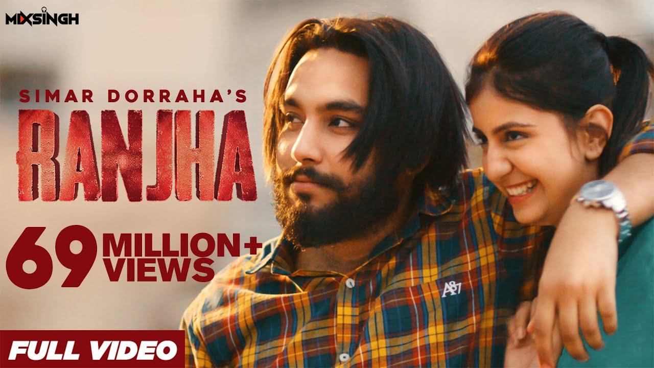 RANJHA – Simar Dorraha – New Punjabi Songs 2021