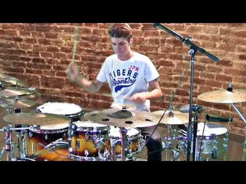 Drum Cover Claus Hessler Fever Pitch Luca Gehring Mp3