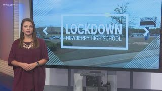 Newberry High School on lockdown after student brings gun to school