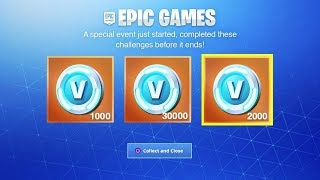 Fortnite Gives away 32,400 FREE Turkeys by ERROR in SEASON 9 (THANK YOU EPIC!)