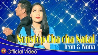 Nona Kawilarang ft Iron Tapilaha  -   Nonstop Rohani Cha Cha (HD) [OFFICIAL]