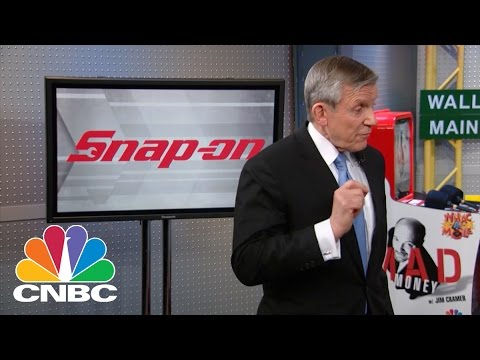 Snap-On CEO: Ready To Snap Back? | Mad Money | CNBC