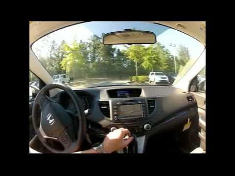 2012 Honda CR-V: Navigation System Tutorial
