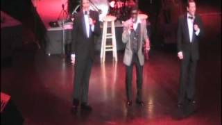 The Rat Pack at the Red Robinson Theatre