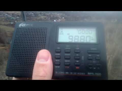 [Tropo] 98,8 MHz - Marusya FM - Lipetsk (108 Km)