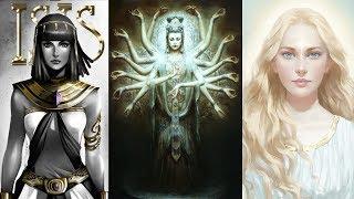 Ченнелинг: Инопланетяне - Боги древних культур возвращаются на Землю