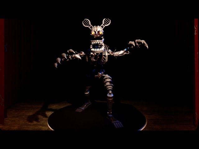 EXTRAS MENU AND SECRET ANIMATRONICS!   Five Nights At Freddys VR: Help Wanted GALLERY