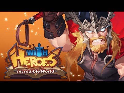 [WITH HEROES] Meet Your Hero