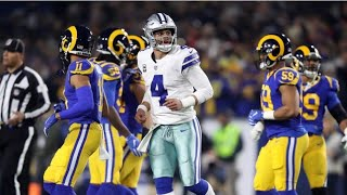 Dallas Cowboys lose to Rams